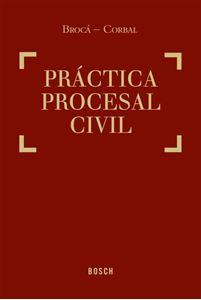Imagen de Brocá - Corbal | Práctica Procesal Civil (Suscripción)