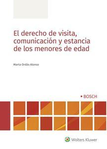 Imagen de El derecho de visita, comunicación y estancia de los menores de edad