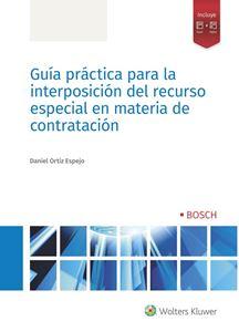 Imagen de Guía práctica para la interposición del recurso especial en materia de contratación