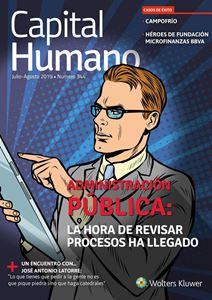Imagen de Capital Humano Sector Público