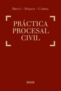 Imagen de Brocá - Majada - Corbal | Práctica Procesal Civil (Suscripción)
