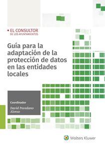Imagen de Guía para la adaptación de la protección de datos en las entidades locales