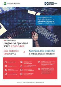 Imagen de Programa Ejecutivo sobre Privacidad: DPO + Seguridad de la tecnología (UFV)