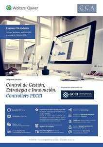 Imagen de Programa Ejecutivo en Control de Gestión, Estrategia e Innovación. Controllers (PECEI)