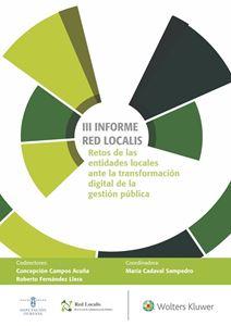 Imagen de III Informe Red Localis. Retos de las entidades locales ante la transformación digital de la gestión pública