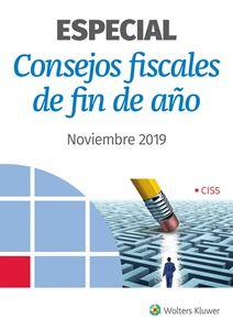 Imagen de ESPECIAL Consejos fiscales de fin de año 2019
