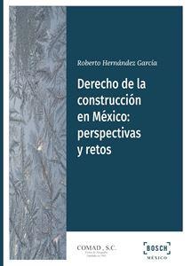 Imagen de Derecho de la construcción en México
