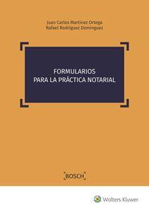 Imagen de Formularios para la práctica notarial