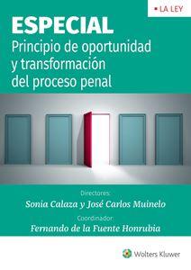 Imagen de ESPECIAL Principio de Oportunidad y Transformación del Proceso Penal