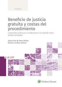Imagen de Beneficio de justicia gratuita y costas del procedimiento