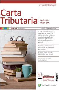 Carta Tributaria OPINIÓN