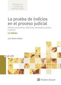 Imagen de La prueba de indicios en el proceso judicial (2.ª edición)