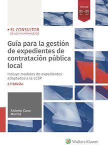 Imagen de Guía para la gestión de expedientes de contratación pública local (2.ª Ed.)