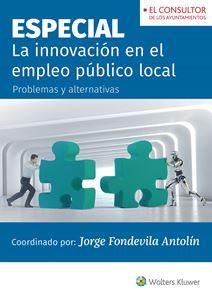 Imagen de ESPECIAL La innovación en el empleo público local: problemas y alternativas