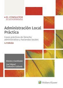 Imagen de Administración local práctica. 4.ª edición