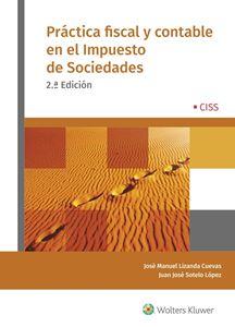 Imagen de Práctica fiscal y contable en el Impuesto de Sociedades (2.ª Ed.)