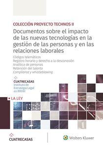 Imagen de Documentos sobre el impacto de las nuevas tecnologías en la gestión de las personas y en las relaciones laborales (1-5)