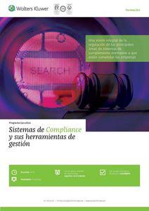 Imagen de Programa Ejecutivo Sistemas de compliance y sus herramientas de gestión