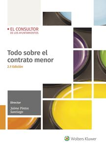 Imagen de Todo sobre el contrato menor (2.ª Ed.)