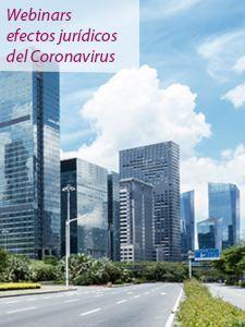 Imagen de Webinar Efectos jurídicos de la crisis del Coronavirus en los alquileres