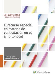 Imagen de El recurso especial en materia de contratación en el ámbito local
