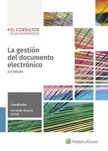 Imagen de La gestión del documento electrónico (2ª Ed)