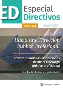 Imagen de ESPECIAL Hacia una Dirección Pública Profesional