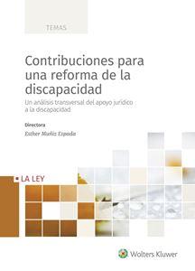 Imagen de Contribuciones para la reforma de la discapacidad