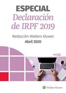 Imagen de ESPECIAL Declaración de IRPF. Ejercicio 2019