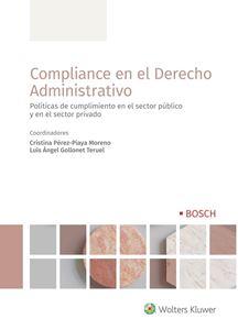 Imagen de Compliance en el Derecho Administrativo