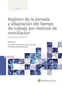 Imagen de Registro de la jornada y adaptación del tiempo de trabajo por motivos de conciliación