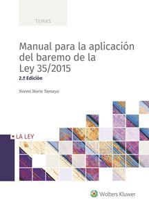 Imagen de Manual para la aplicación del baremo de la Ley 35/2015 2.ª edición