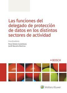 Las funciones del delegado de protección de datos en los distintos sectores de actividad - versión digital