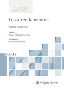 Imagen de Los arrendamientos (Colección ¿Qué hay que saber sobre...?)