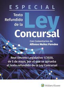 Imagen de ESPECIAL Texto Refundido de la Ley Concursal