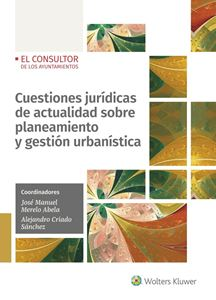Imagen de Cuestiones jurídicas de actualidad sobre planeamiento y gestión urbanística