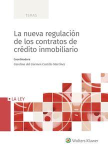 Imagen de La nueva regulación de los contratos de crédito inmobiliario