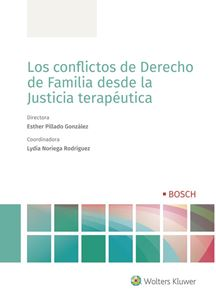 Imagen de Los conflictos de Derecho de Familia desde la Justicia terapéutica