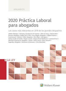 Imagen de 2020 Práctica Laboral para abogados