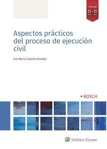 Imagen de Aspectos prácticos del proceso de ejecución civil