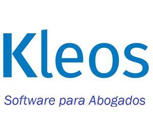 Imagen de KLEOS | Software para Abogados