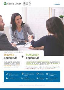 Imagen de Doble Programa de Formación Ejecutiva Derecho Concursal + Mediación Concursal