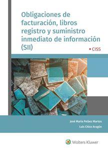 Imagen de Obligaciones de facturación, libros de registro y suministro inmediato de información (SII)