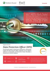 Programa Ejecutivo Data Protection Officer (DPD)