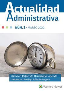 Imagen de Actualidad Administrativa