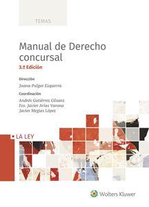 Imagen de Manual de Derecho concursal 3.ª edición