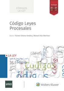 Imagen de Código Leyes Procesales