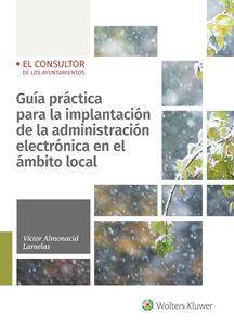 Imagen de Guía práctica para la implantación de la administración electrónica en el ámbito local