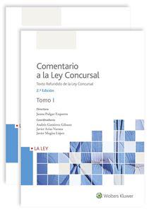Imagen de Comentario a la Ley Concursal 2.ª edición