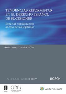 Imagen de Tendencias reformistas en el derecho español de sucesiones